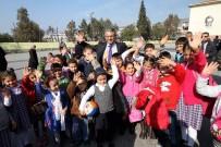 KARŞIYAKA BELEDİYESİ - Karşıyaka'nın Okulları Yenilendi