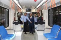 YERLİ TRAMVAY - Kocaeli'nin Tramvayları Da Bursa'dan