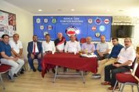 DEVLET MEMURLARı - Memur-Sen Adana İl Temsilciliği'nde Bayramlaşma