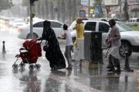 DOĞU AKDENİZ - Meteoroloji'den Sel Ve Su Baskını Uyarısı!