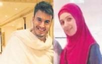 MUSTAFA CECELİ - Mustafa Ceceli eşi Sinem Ceceli ile Hacca gitti
