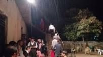 HAVA SICAKLIĞI - Şanlıurfa'ya Sonbaharın İlk Yağmuru Yağdı