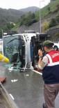 Trabzon'da Trafik Kazası Açıklaması 24 Yaralı