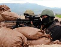 KOMANDO TUGAYI - TSK Çukurca'da öldürülen terörist sayısını açıkladı