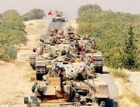 GENELKURMAY - TSK'dan 'Fırat Kalkanı Harekatı' açıklaması