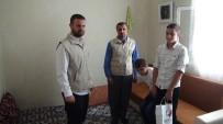 BÜYÜKBAŞ HAYVAN - Ümmet Der Ve İHO-EBRAR Silvan'da 600 Aileye Kurban Eti Dağıttı