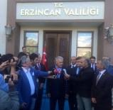 TENDÜREK DAĞI - Başbakan Yıldırım Erzincan'da