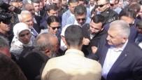 TENDÜREK DAĞI - Başbakan Yıldırım Somkaya Köyünde