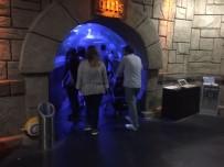HAMAM BÖCEĞİ - Bayramda Akvaryuma Ziyaretçi Rekoru
