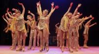MONTE CARLO - Buz Üzerindeki Sirk Gösterisi Büyüledi