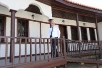 İBRAHİM ÇALLI - Denizli Büyükşehir Tarih Restorasyonu Devam Ediyor