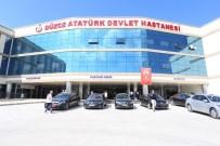 AMELİYAT MASASI - Düzce Devlet Hastanesi Resmen Açıldı