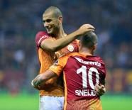 WESLEY SNEIJDER - Eren Attıkça Galatasaray Kazanıyor