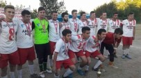 ŞAMPİYONLUK KUPASI - Kaptaş'ta Şampiyon Topallı Gençlik Spor Oldu