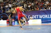 TIFLIS - Nail Seyyar, Dünya Güreş Şampiyonası'nda Altın Madalyaya Gidiyor