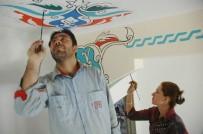 TEZHİP SANATI - İranlı Çift Ülkelerinde Öğrendikleri Tezhip Sanatını Van'da Yaşatıyor