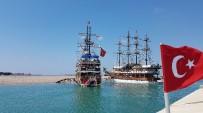 GOLF - Prof. Dr. Balık'tan, Manavgat Irmağı'ndaki Teknelere Anket