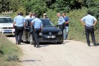 KAÇıŞ - Şüpheli 4 Kişi Portakal Bahçelerinde İzlerini Kaybettirdi