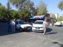 ATATÜRK BULVARI - Tekirdağ'da Trafik Kazası
