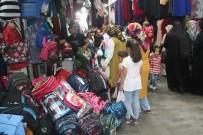 OKUL FORMASI - Trabzon'da Çarşı Pazarda Okul Hareketliliği