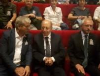 TARıK AKAN - Ahmet Necdet Sezer alkışlarla karşılandı