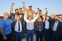 NAMIK HAVUTÇA - Bandırma'da 17 Eylül Yağlı Pehlivan Güreşleri Yapıldı
