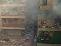 BARCELONA - Barcelona'da patlama: Ölü ve yaralılar var