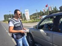 TRAFİK KURALLARI - Bayram Tatili Dönüşü Yollarda Güvenlik
