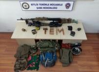 PKK TERÖR ÖRGÜTÜ - Bitlis'te 3 PKK'lı yakalandı