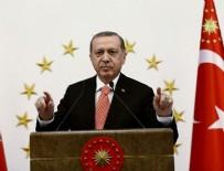 MESLEK LİSELERİ - Erdoğan: Türkiye'ye yönelik tehditlerin en çok istismar ettiği alan eğitim