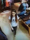 GENÇ KIZLAR - Diyarbakır'da 2 Genç Kız 30 Saniyede 6 Parça Kıyafet Çaldı