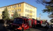 PKK TERÖR ÖRGÜTÜ - Gaziantep'te okula molotoflu saldırı
