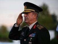 HULUSİ AKAR - Genelkurmay Başkanı Akar'dan Gaziler Günü mesajı