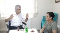 ATAKÖY - İlçe Başkanı Sarıoğlu İncelemelerde Bulundu