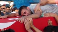 İSTANBUL VALİSİ - İstanbul Şehidine Ağladı
