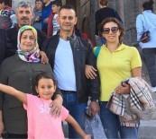 FARABI - Maçka'da Korkunç Kaza Açıklaması Baba-Oğul Öldü, Anne-Kız Yaralı