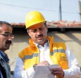 MAMAK BELEDIYESI - Mamak'ta Altyapı Çalışmaları Hız Kesmiyor