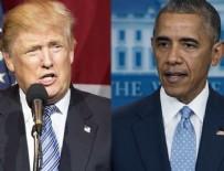 İKLİM DEĞİŞİKLİĞİ - Obama'dan Trump'a ağır eleştiriler