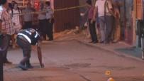 POMPALI TÜFEK - Sokak Ortasında Rast Gele Ateş Açtılar Açıklaması 1 Yaralı