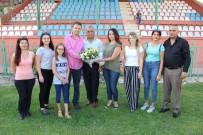 TRAKYA - TROYDEM Ailesinden Edirnespor'a Baklavalı Destek