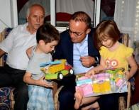 BÜLENT TURAN - Turan'dan Şehit Ailesine Ziyaret