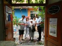 KOMPOZISYON - Türkiye'nin İlk İllüstrasyon Çocuk Sergisi Ayvalık'ta Açıldı