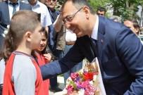 MUSTAFA TOPRAK - Vali Toprak'ın İlköğretim Haftası Kutlama Mesajı