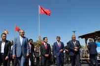 NEVŞEHİR BELEDİYESİ - 15 Temmuz Demokrasi Şehitleri Anıtı Açıldı