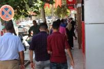 BAYRAM TATİLİ - Adıyaman'da, Vatandaş Yoğunluğu Yaşanıyor