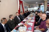 BÜLENT TEKBıYıKOĞLU - Ahlat Belediyesi Gaziler Onuruna Yemek Verdi