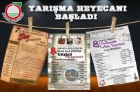 KARİKATÜR - Amasya'da Yarışma Heyecanı Başladı