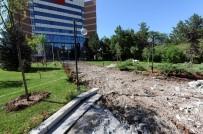 ENGELLİ ASANSÖRÜ - Anadolu Üniversitesi Altyapı Ve Üstyapı Çalışmalarını Aralıksız Sürdürüyor