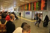 DOLULUK ORANI - Atatürk Havalimanı'ndan yeni rekor