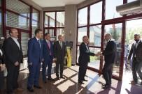 AYHAN ÇELIK - Atatürk Üniversitesi Bayramlaşma Geleneğini Sürdürüyor